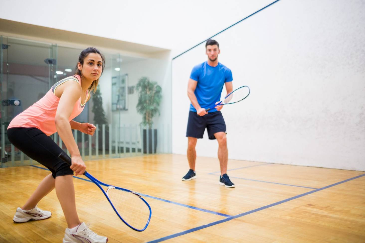 how many calories does squash burn