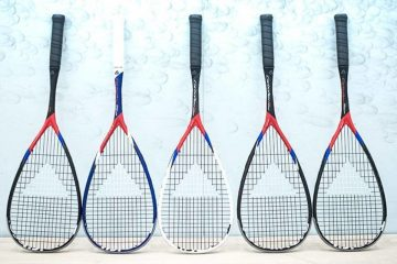 best squash racket