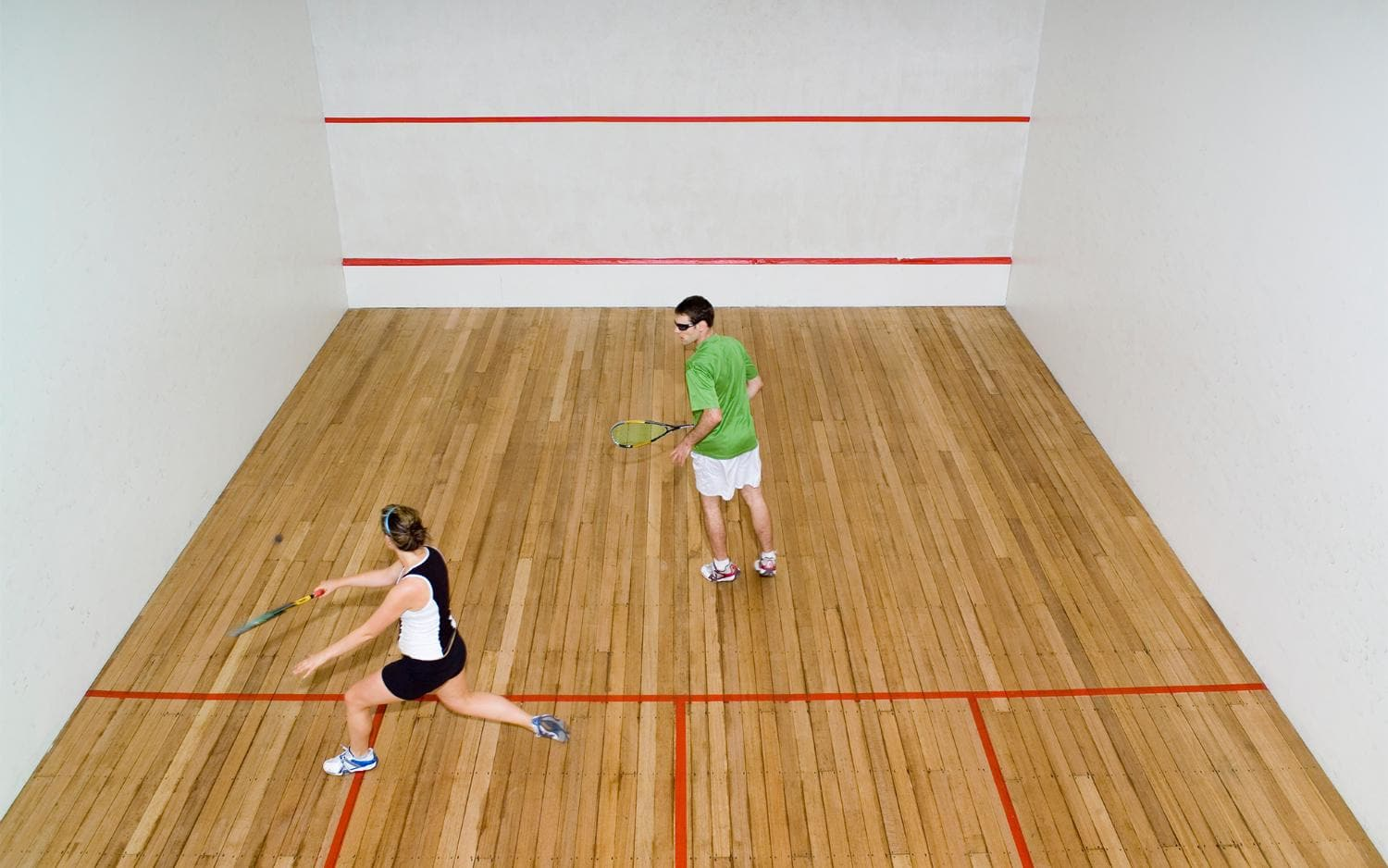 how often should you play squash